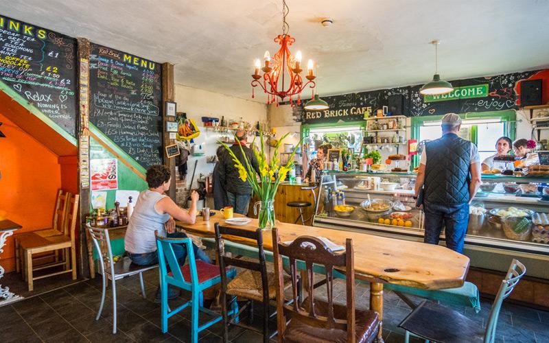 Bridport Redbrick Cafe - So Cool