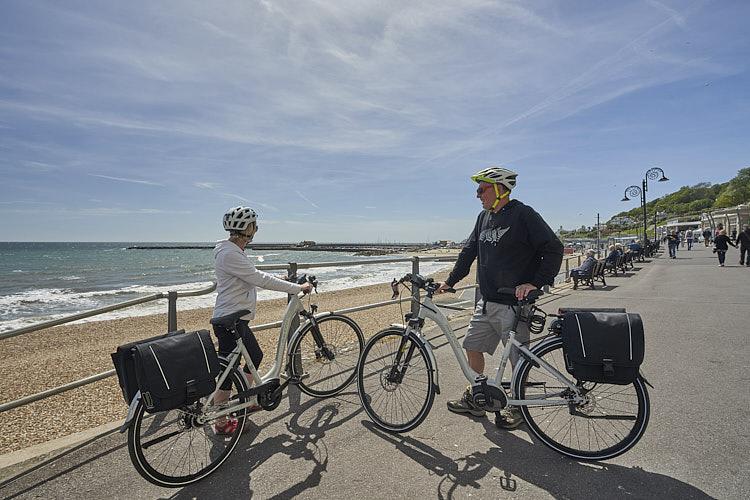 Monkton Wyld, Electric Bikes