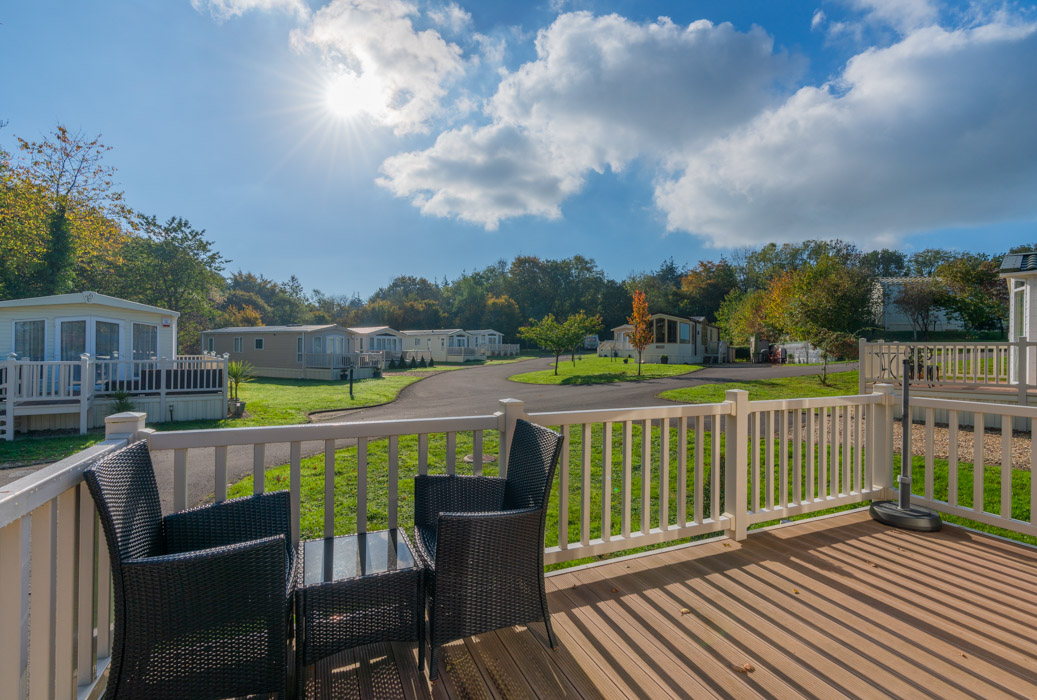 Monkton Wyld Charmouth Lyme Regis Holiday Static Caravan Home Sale West Dorset Plot 2 -1