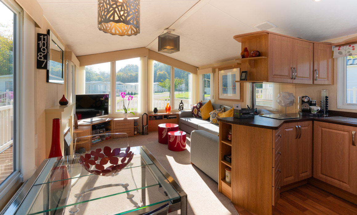 Monkton Wyld Charmouth Lyme Regis Holiday Static Caravan Home Sale West Dorset Plot 2 -4