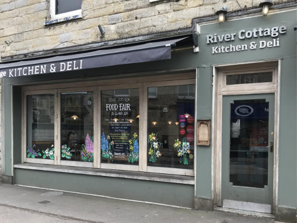 River-Cottage-Best-Place-Stay-Near-By-Monkton-Wyld-Holiday-Outside-Deli