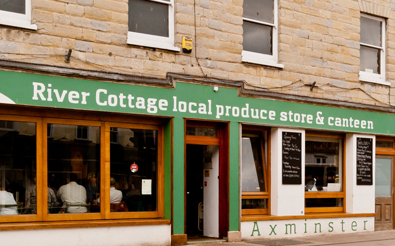 River Cottage Canteen A Real Treat