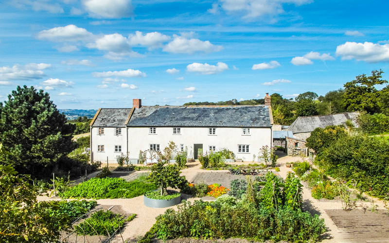 River Cottage HQ Perfect for Fine Dining or a Cookery Course