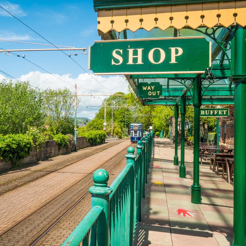 Colyton Tram Station Cafe