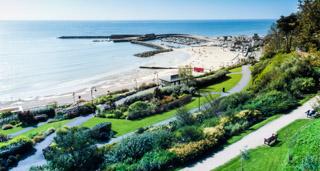 Lyme Regis Beach Dorset