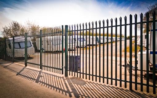 Monkton Wyld Caravan Storage