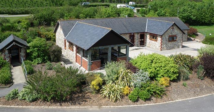onkton-Wyld-Holidays-Dorset-Aerial