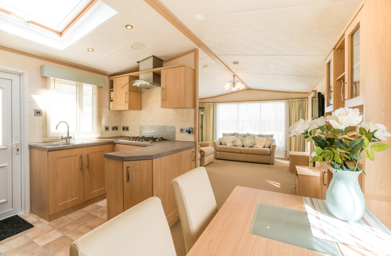 Monkton Wyld Static Mobile Home For Sale West Dorset Charmouth