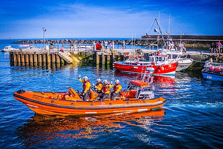 Lyme Regis Life Boat Week 2017