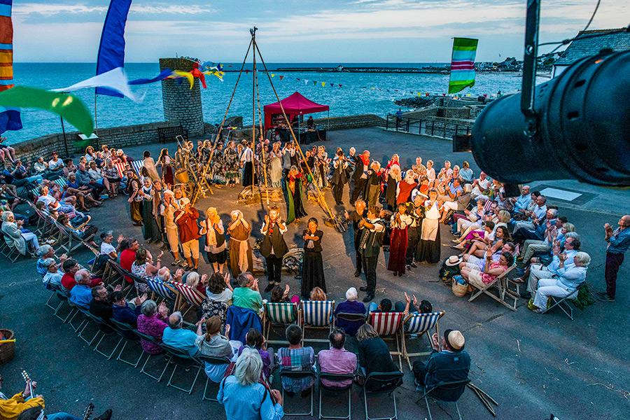 Lyme-Regis-Folk-Weekend