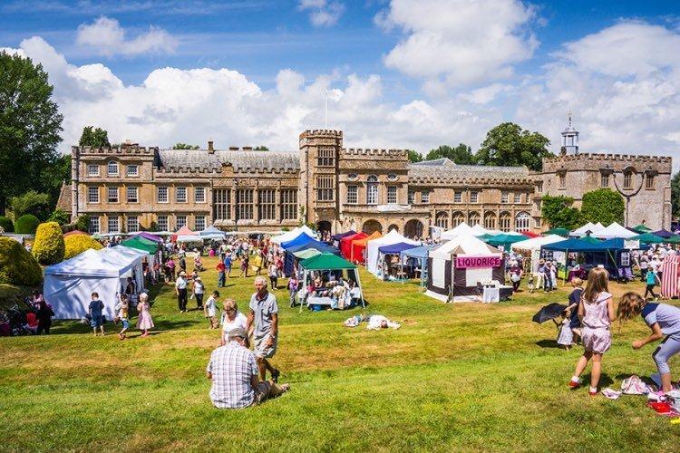 Forde-Abbey-Summer-Fair