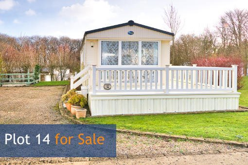 Monkton Wyld Static Holiday Home Dorset Plot 14 for Sale